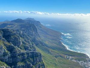 Los 12 apóstoles Table Mountain