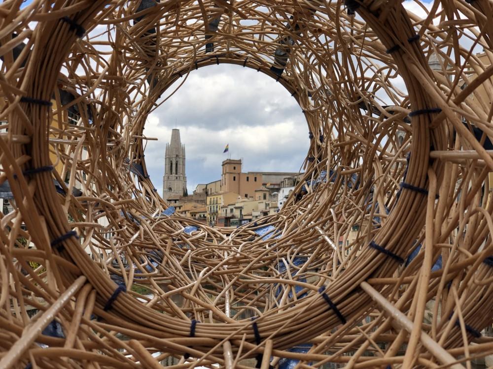 Pont de les Peixateries Velles de Girona