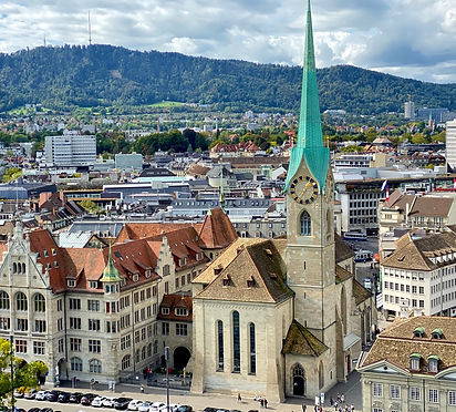 Lugares que ver en Zúrich