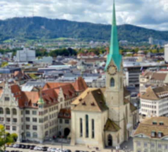 Viewpoint Zúrich