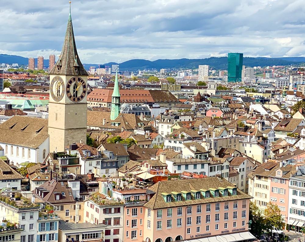 Iglesia San Pedro Zurich