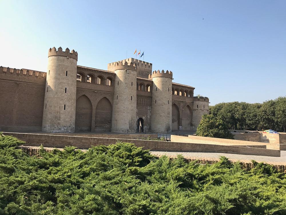 Palacio de la Aljafería