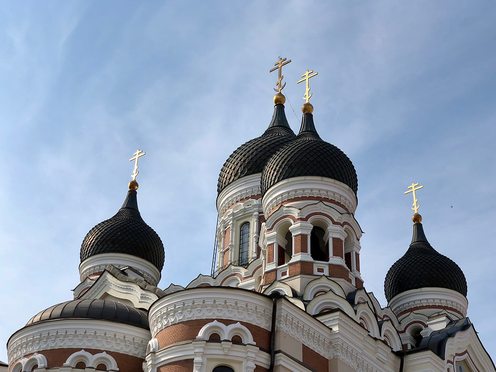 Catedral Alejandro Nevski