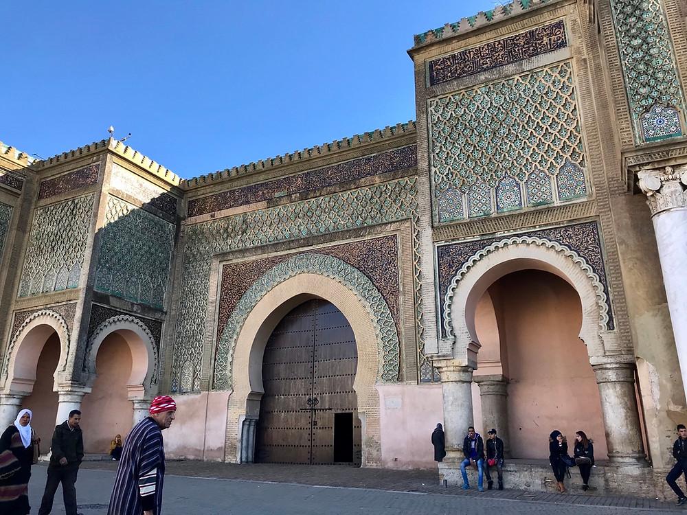 Qué ver y qué hacer en Meknes Marruecos