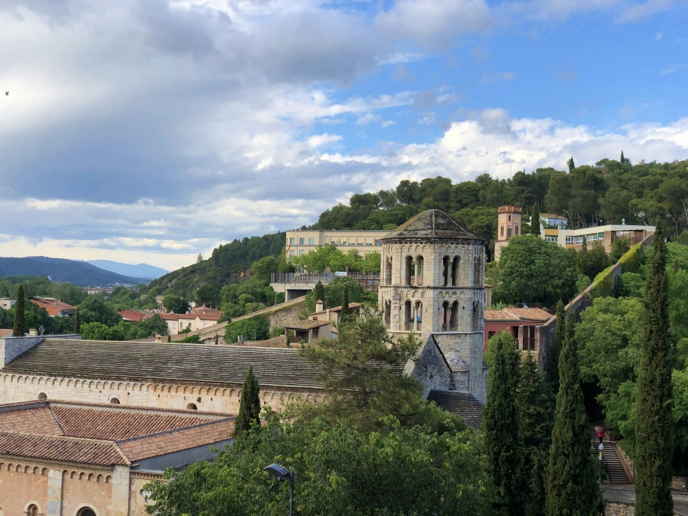 Monastir Sant Pere de Galligants