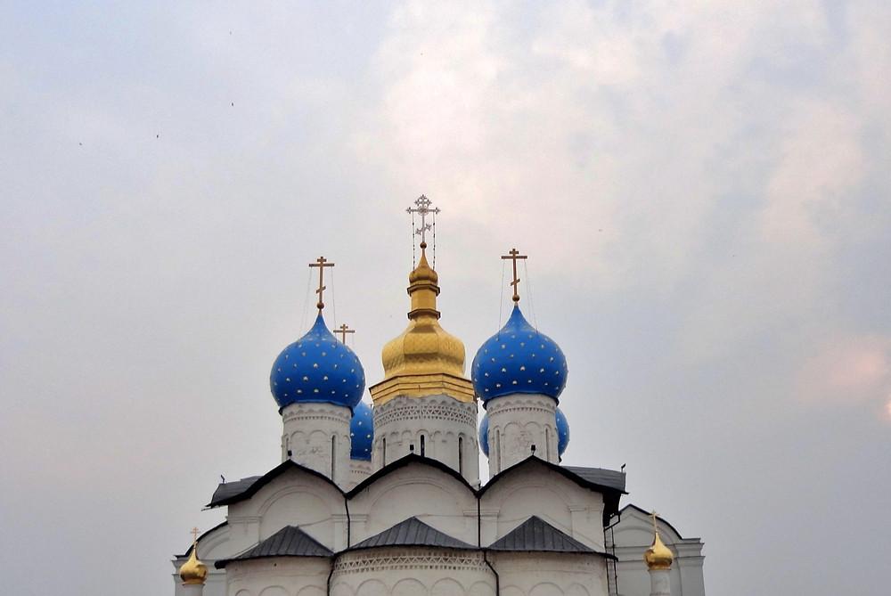Catedral Anunciación Kremlin Kazan