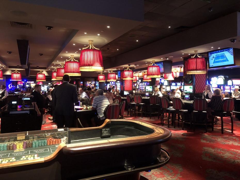 Casino en el hotel Flamingo Las Vegas