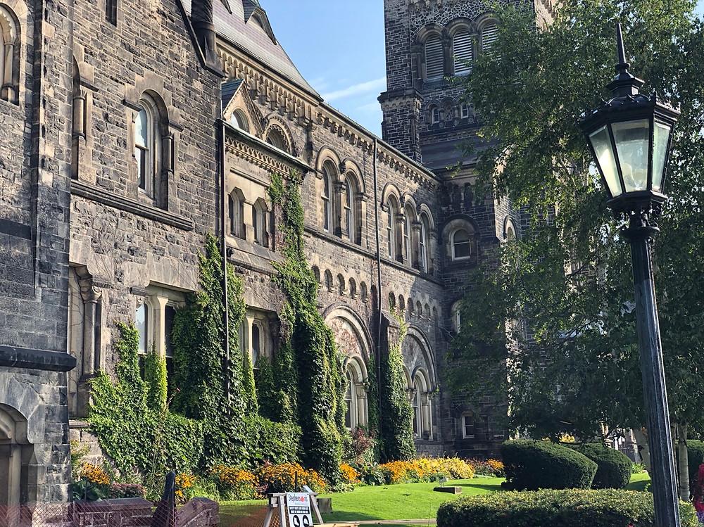 Universidad Toronto