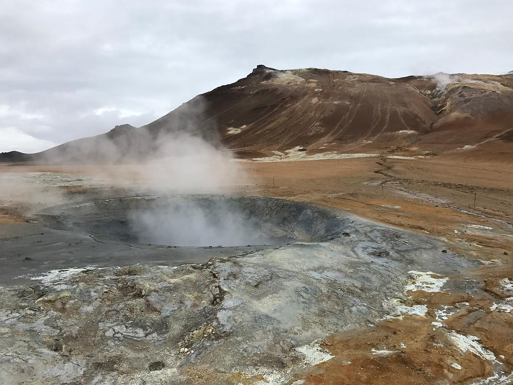 Iceland top spots: Hverir