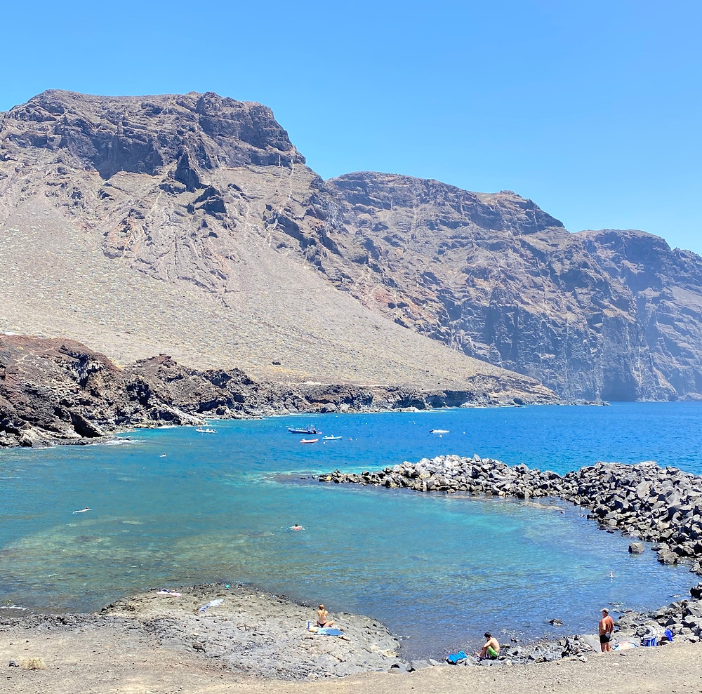Playa de Punta del Teno