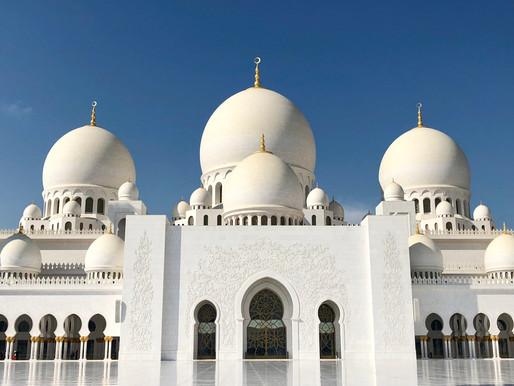 Abu Dabi, la capital de los Emiratos