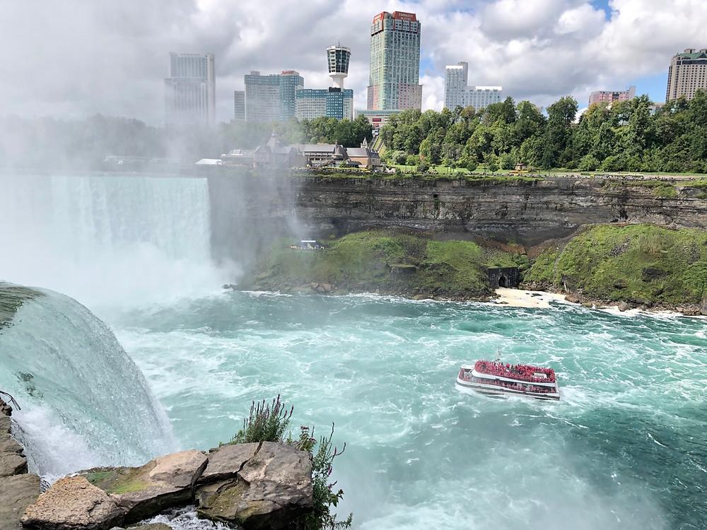 Barco Cataratas Niagara