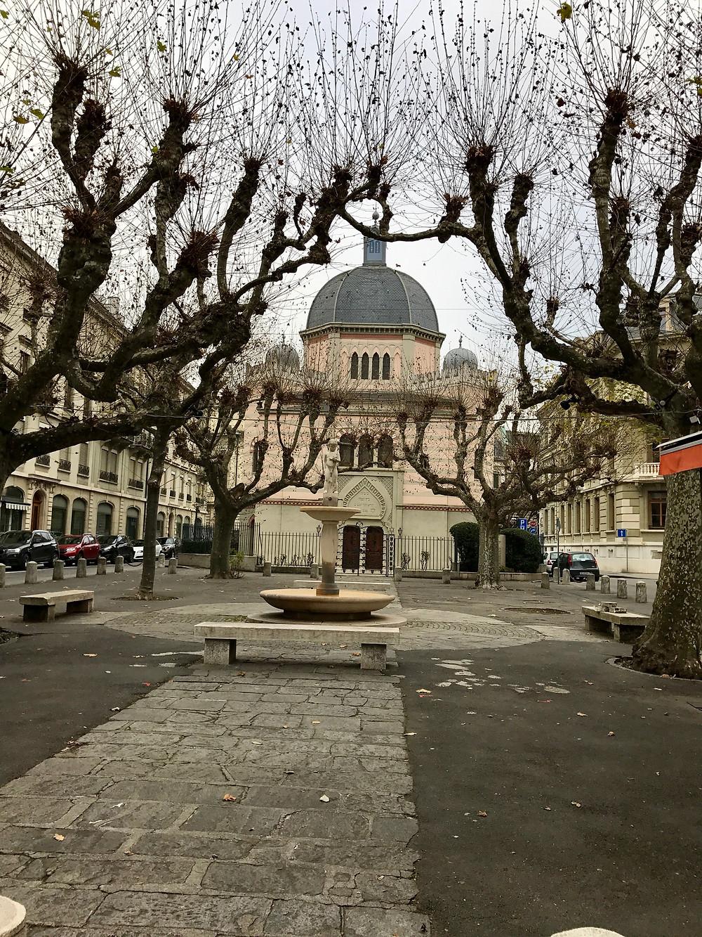 Sinagoga Ginebra