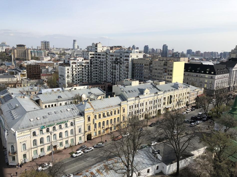 Arquitectura-sovietica-Kiev