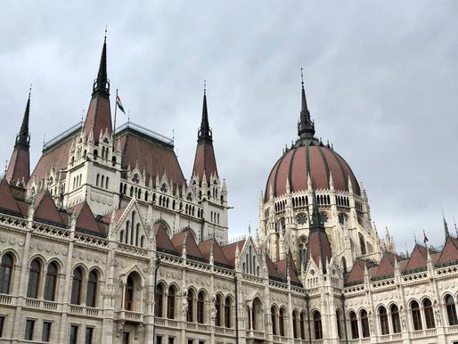 Budapest, belleza en el Danubio