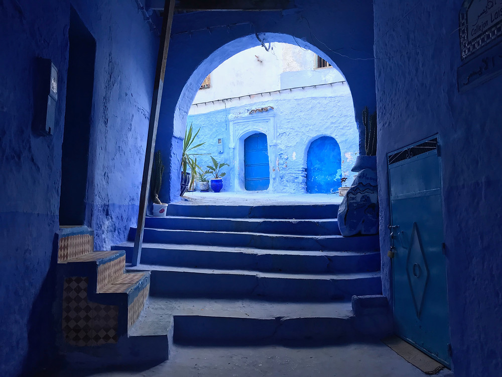Best instagram spots Morocco