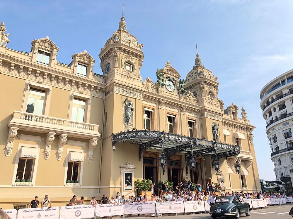 Hall Casino Monaco