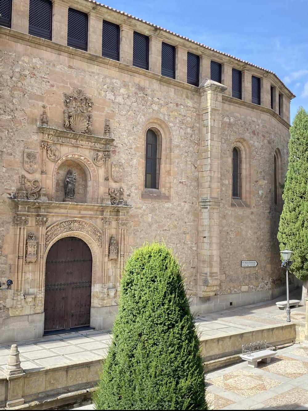 Convento de las Dueñas en Salamanca