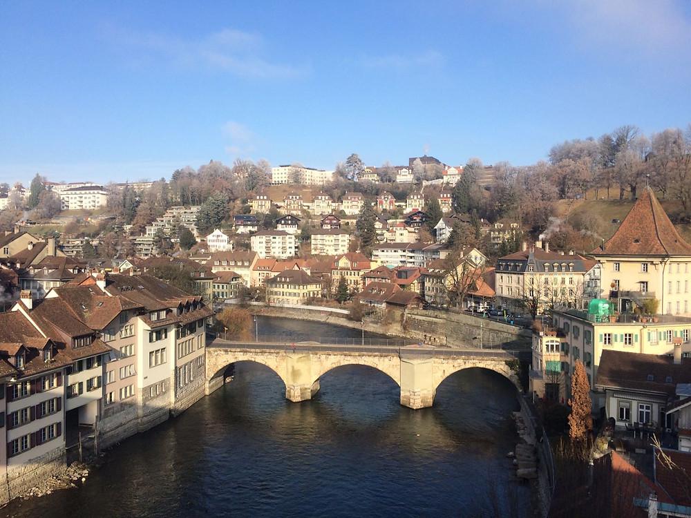 Vista panorámica Nydeggbrücke
