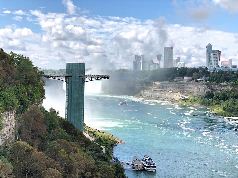 Observation Deck Niagara Falls