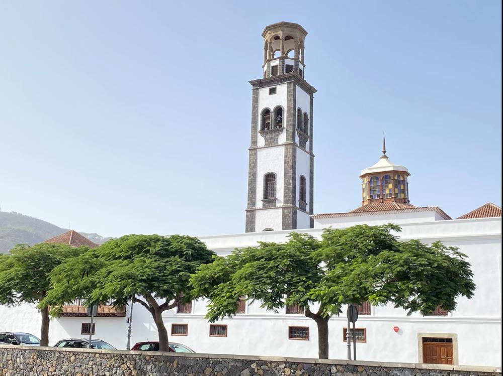 Iglesia Matriz de la Concepción en Santa Cruz Tenerife