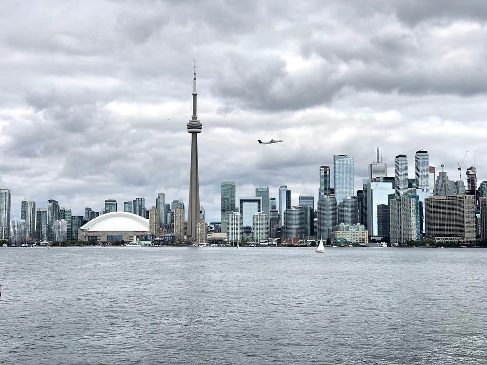 Toronto desde Centre Island