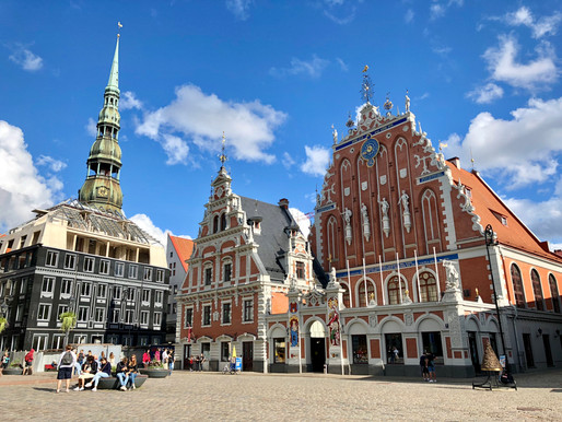 Riga, la tierra que canta