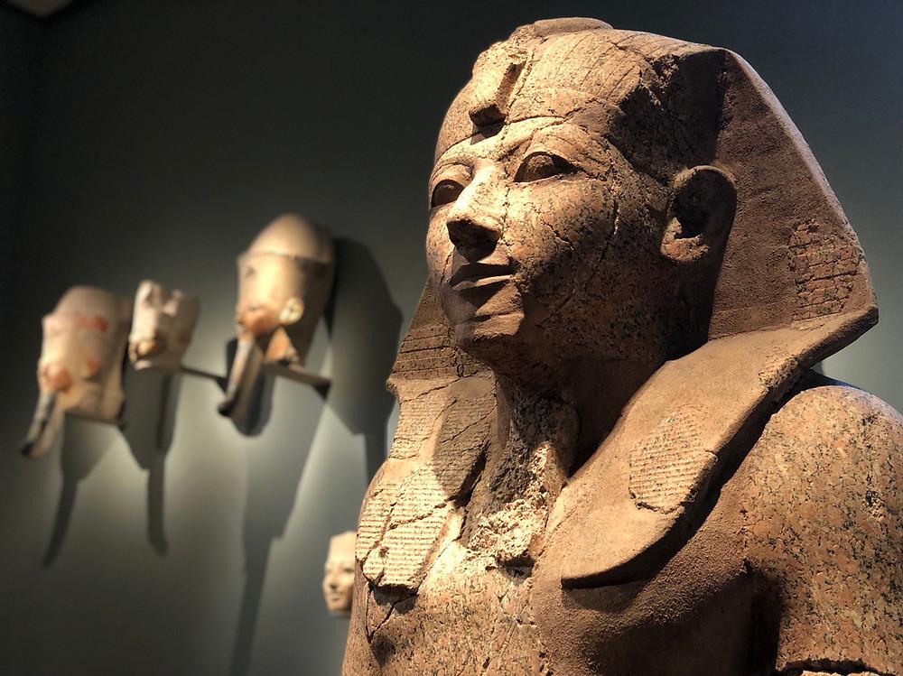 Faraones en Nueva York