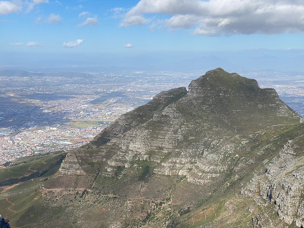 Devils Peak Table Mountain