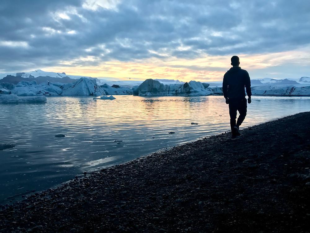 Glaciar Jökursarlon
