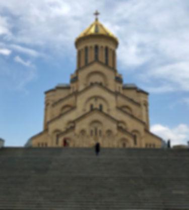Catedral de Sameba Tbilisi