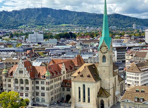 Zúrich, la capital de la suiza germanófona