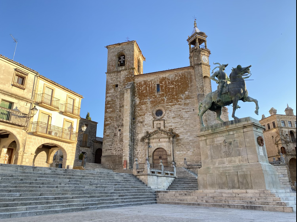 Parroquia de San Martin de Trujillo