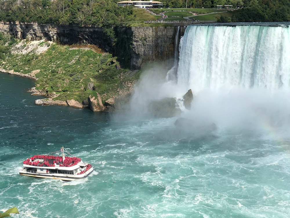 Maid of the mist Canada