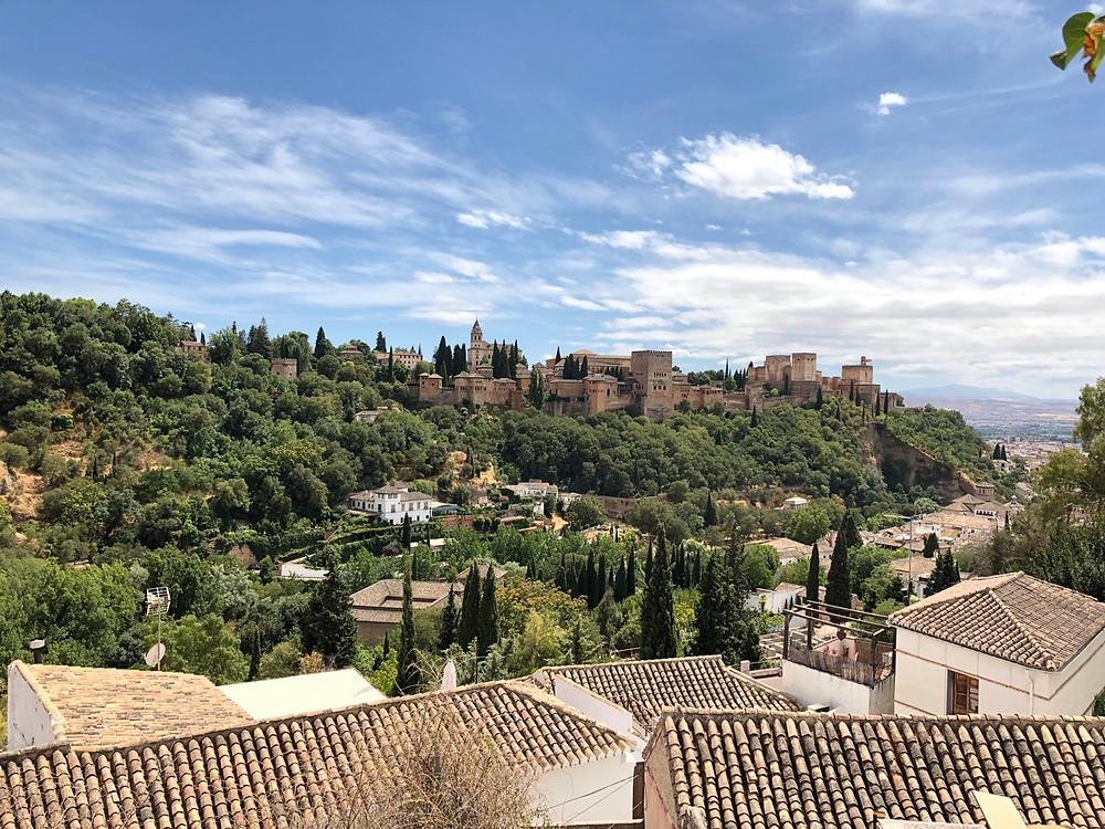 Mirador Vereda de Enmedio Granada