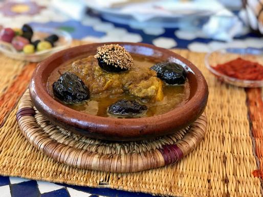 Comer en Nagham Café (Fez)