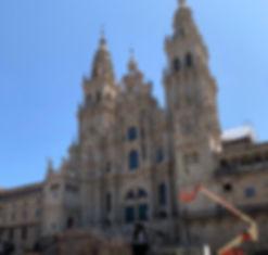 Lugares que ver en Santiago Compostela