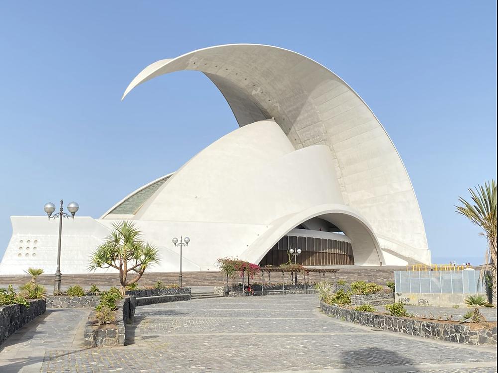 Auditorio de Santa Cruz de Tenerife