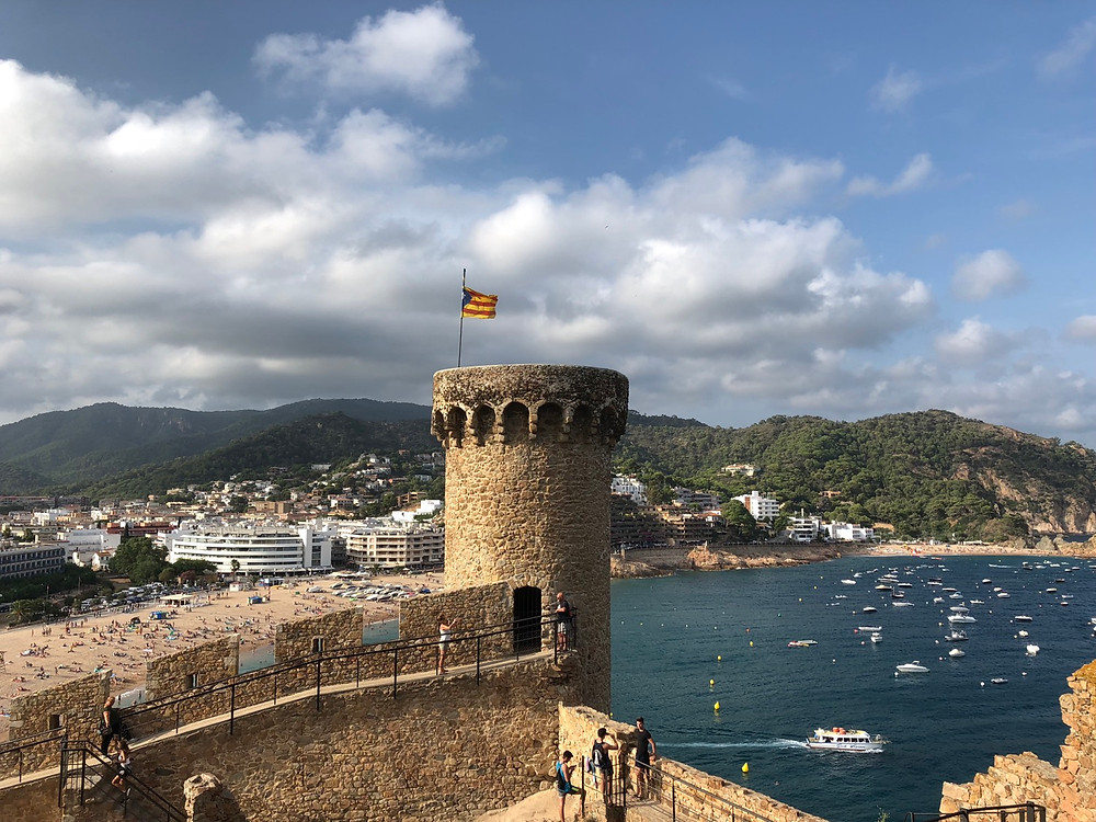 Fortaleza de Tossa de Mar
