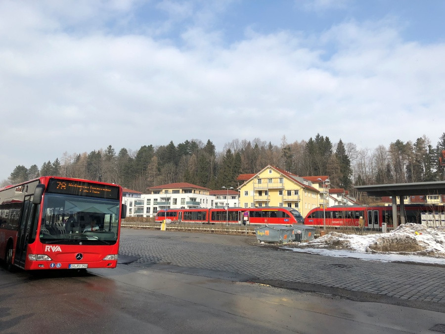 Bus Füssen a Neuschwanstein