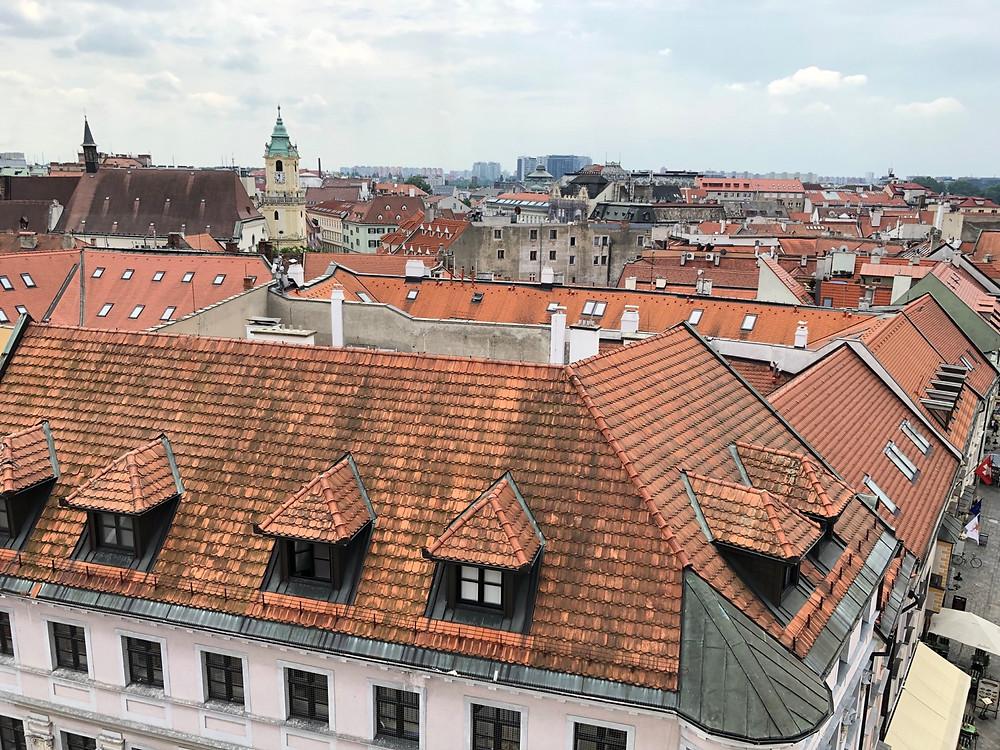Tejados Bratislava