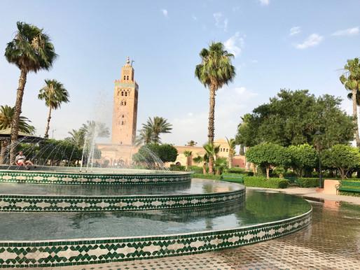 Marrakech, exótica y majestuosa