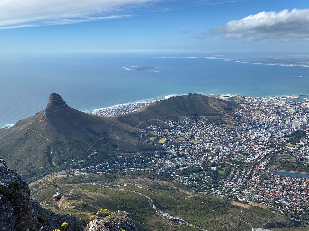 Qué ver y qué hacer en Ciudad del Cabo Sudáfrica