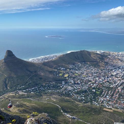 Ciudad del Cabo, el tesoro de Sudáfrica