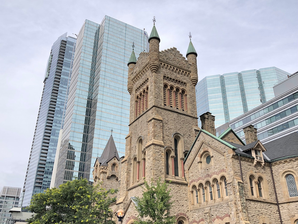 St Andrew Church Toronto