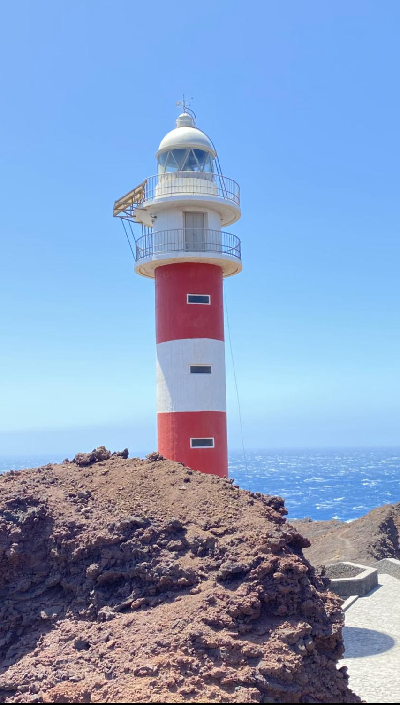 Faro de Teno en Tenerife