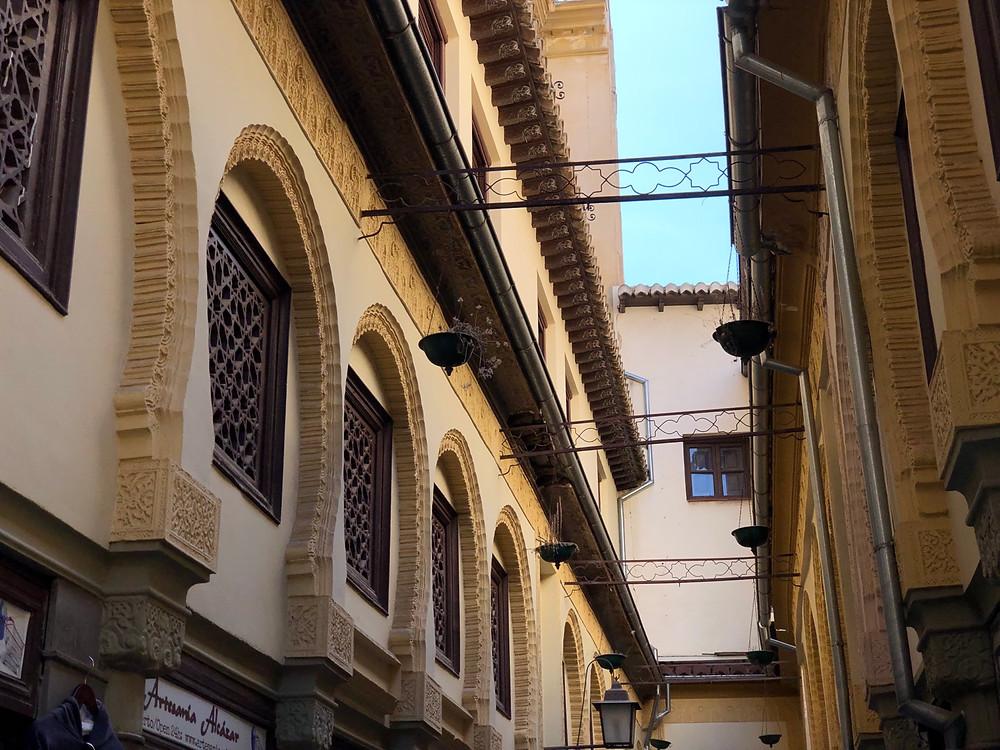 Mejores calles de Granada