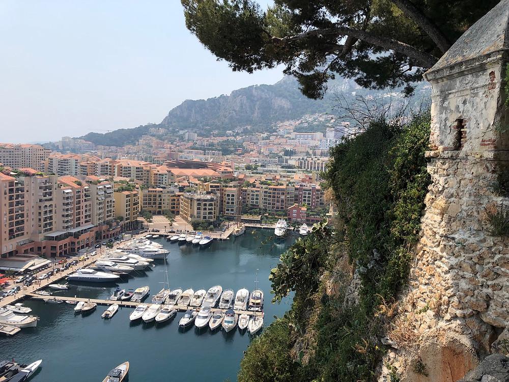Puerto de Monaco