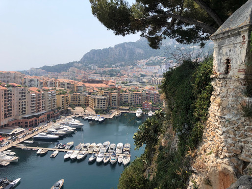 Mónaco, capital del lujo