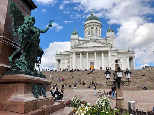 Helsinki, la sobria capital de Finlandia